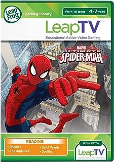 Best leapfrog leaptv ultimate spider-man educational Reviews