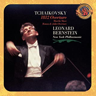Tchaikovsky: 1812 Overture; Marche Slave; Romeo and Juliet; Capriccio Italien; Hamlet Expanded Edition