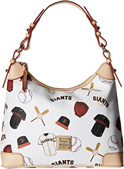 Dooney & Bourke - MLB Giants Large Hobo