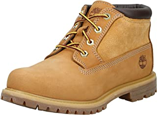 Timberland Nellie Leather and Suede Non-waterproof Womens Boots