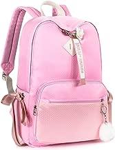 حقيبة ظهر مدرسية أنيقة للنساء من Leaper حقيبة كتف للكتب