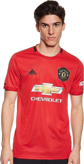 adidas Manchester United Home Shirt 2019-20