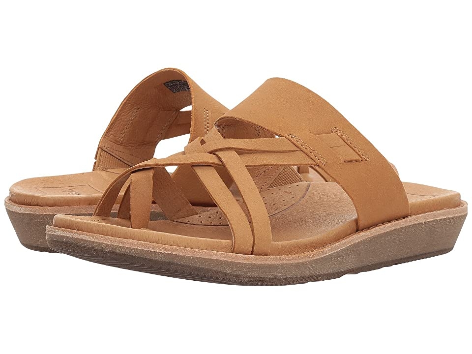 Teva Encanta Slide (Tan) Women's Sandals