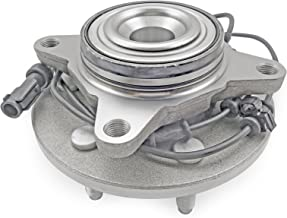 CRS NT515042 New Wheel Bearing Hub Assembly, 1 Pack, Front Left (Driver)/ Right (Passenger), for 2003-2006, Ford Expedition, Lincoln Navigator, RWD