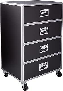 Best 4 drawer locker dresser Reviews