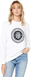 Tommy Hilfiger Women's Logo Terry Sweatshirt