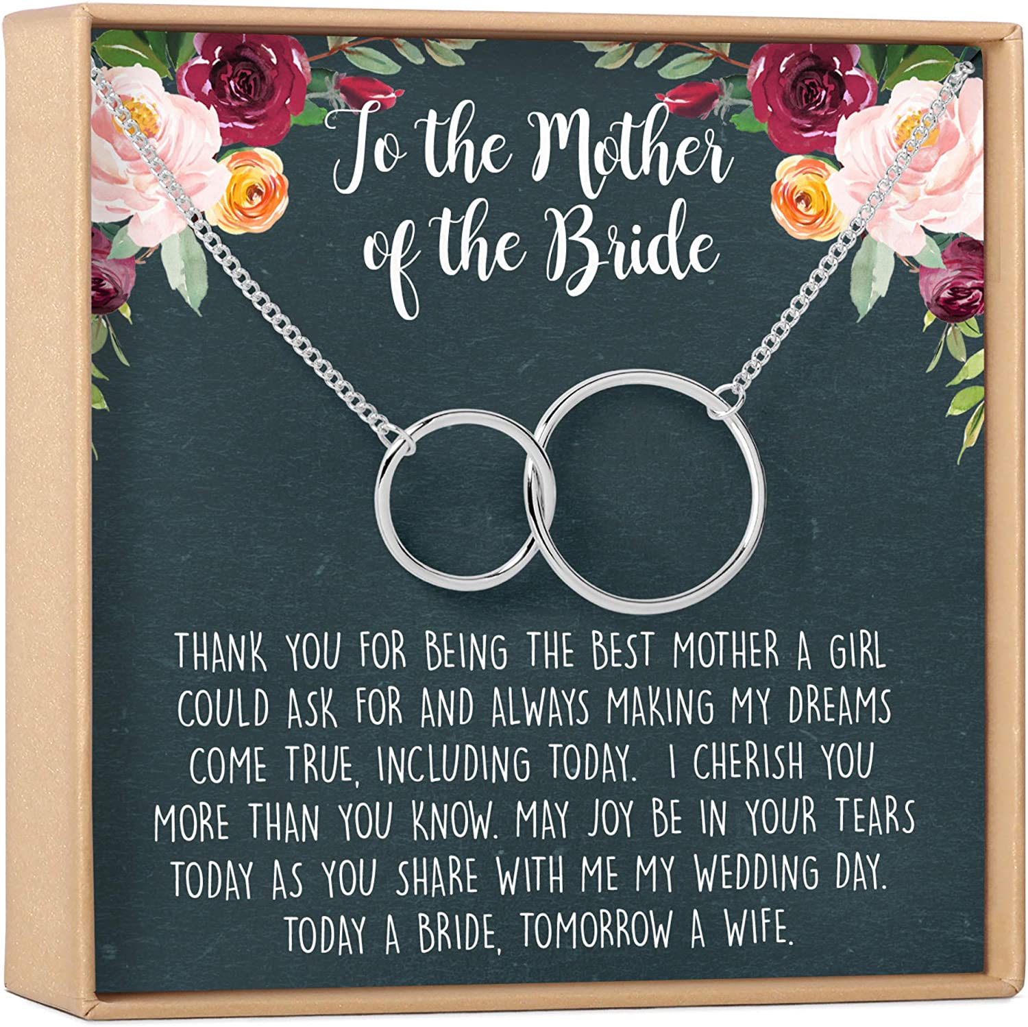 Dear Ava Mother of The Challenge the lowest price Japan Popular shop is the lowest price challenge ☆ Jewe Gift Bride Parent Necklace: