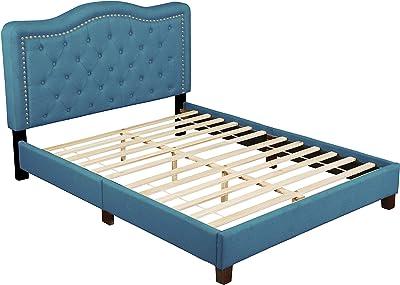 Amazon Com Acme Furniture 21677ek Merrilee Bed With