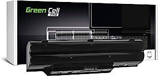 Green Cell® PRO Serie FPCBP250 Batería para Fujitsu LifeBook A530 A531 AH530 AH531 Ordenador (Las Celdas Originales Samsung SDI, 6 Celdas, 5200mAh, Negro)