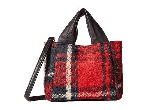 HAT ATTACK Mini Fall Bag With Crossbody, Plaid