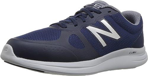 New Balance Men& 039;s Versi v1 Cushioning Running schuhe, Pigment, 7 D US