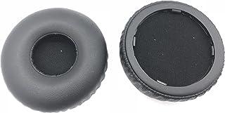 Almohadillas redondas de repuesto para auriculares Monster Beats por Dr Dre Solo y Solo HD de 70 mm
