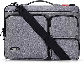 iCozzier 13-13.3 بوصة حقيبة كمبيوتر محمول ثلاثية الجوانب مع مقبض وحزام كتف / حقيبة كمبيوتر محمول متعددة الوظائف لـ 13 بوصة...