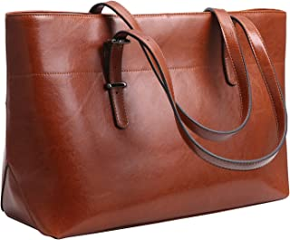 Iswee Top Handle Satchel Handbags Shoulder Bags Tote Purse for women Hobo Bag