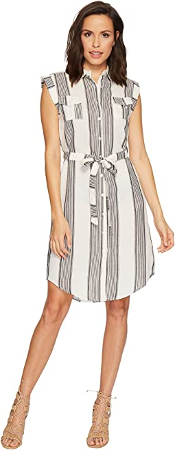 Bishop + Young - Stripe Shirtdress
