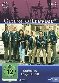 Großstadtrevier - Box 05/Folge 86-98