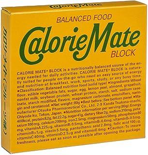 大塚製薬 カロリーメイト ブロック フルーツ味 4本×10箱