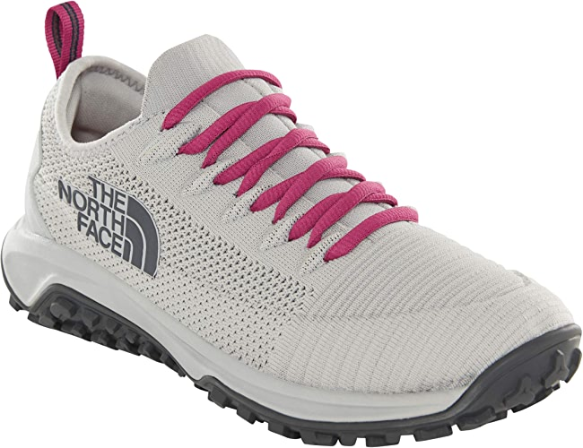 The North Face Truxel - Chaussures Femme - gris Rose 2019