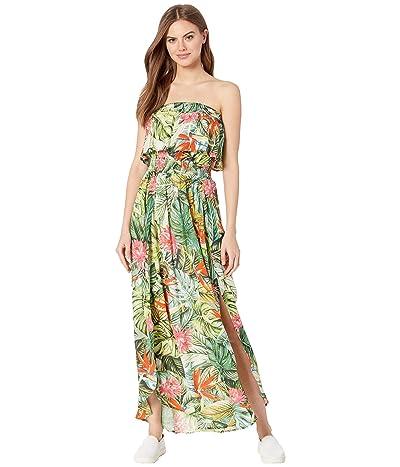 Rip Curl Island Hopper Maxi Dress (Sea Fog) Women