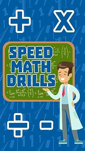 Speed Math Drills