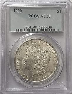 1900 P Silver Morgan Beautiful Dollar AU