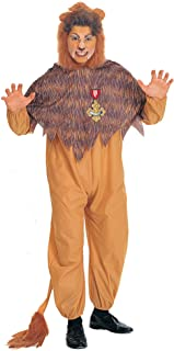 The Wizard of Oz - Cowardly Lion Adult Plus Costume