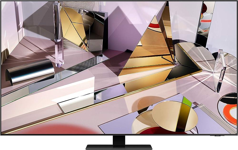 Samsung smart tv 55 pollici serie q700t qled, 8k, wi-fi QE55Q700TATXZT