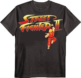 (テラソラル) terasolar ストリートファイターⅡ ケン Tシャツ