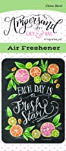Enjoy It Ampersand Every Day is A Fresh Start Air Freshener (Citrus Burst Scented)