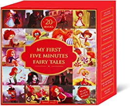 My First Five Minutes Fairy Tales Boxset of 20 Books : Giftset of 20 Books for Kids (Abridged and Retold)
