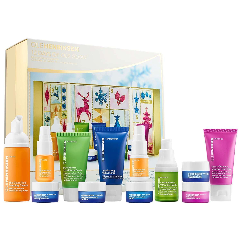 OLEHENRIKSEN Ole Henriksen 12 Days of Popular brand Advent Glow OLE Skincare C latest