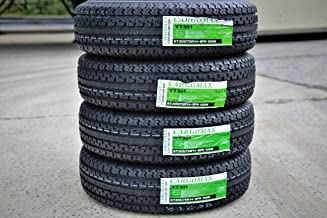 Best trailer tires 205 75r14 load range d Reviews