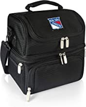 PICNIC TIME NHL New York Rangers Pranzo Insulated Lunch Tote with Service for One