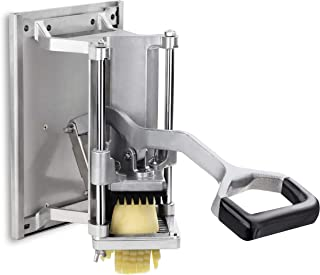 """Sponsored Ad - New Star Foodservice 7006872 Extra Heavy Duty French Fry Cutter 3/8"""" with Wall Bracket, Fixed Counter or Wa..."""