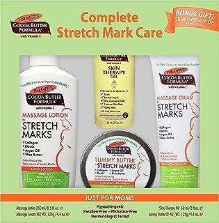Palmer's Cocoa Butter Formula Complete Stretch Mark & Pregnancy Skin Care Kit