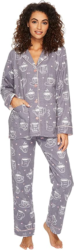 P.J. Salvage - Coffee Joe PJ Set