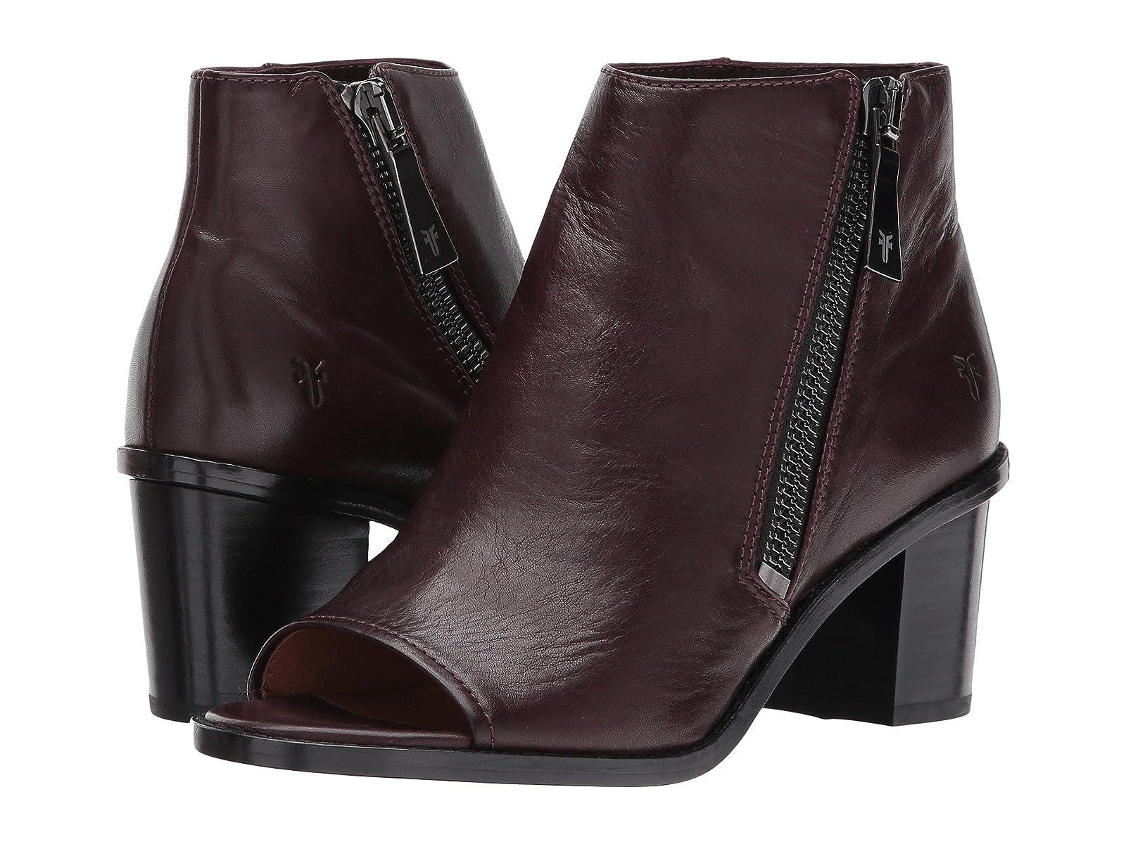 Frye Brielle Zip Peep BootieCheap and distinctive eye-catching shoes