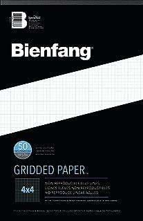 Best bienfang gridded paper 17x22 Reviews