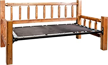 Montana Woodworks Homestead Collection Day Bed, Stain & Lacquer Finish