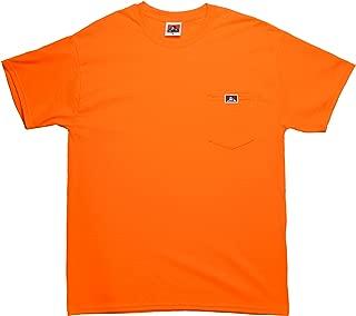 Men's Short Sleeve Heavyweight Pocket T-Shirt