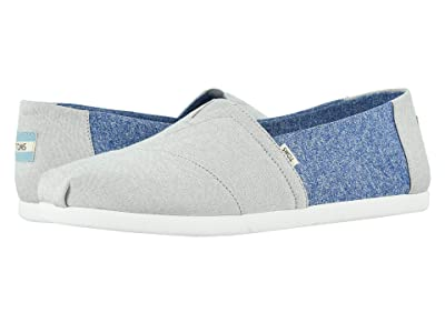 TOMS Alpargata (Glacier Grey) Men
