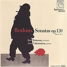 Brahms: Clarinet Sonatas Nos. 1 & 2, Op. 120