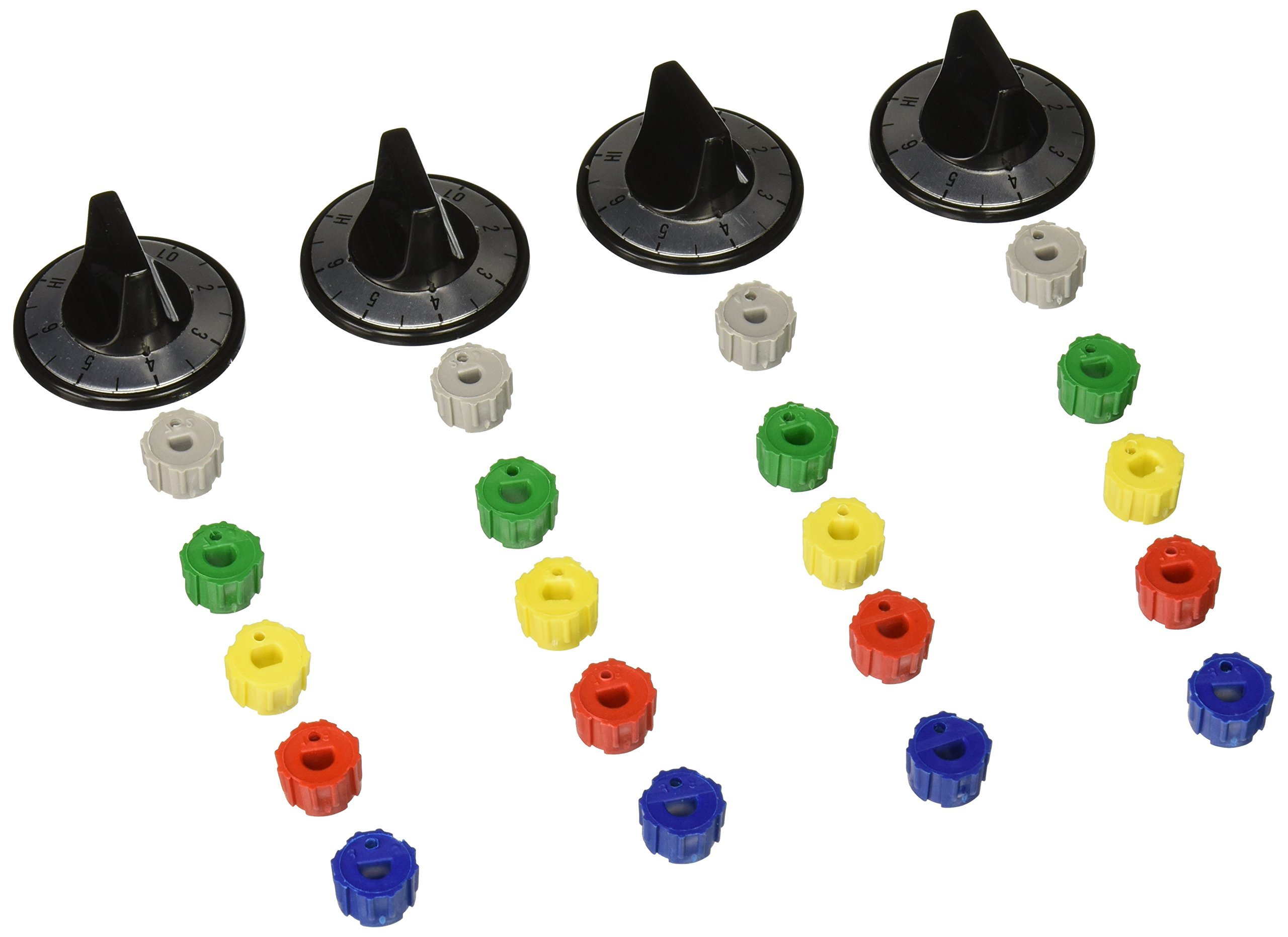 RK100 Supco Universal Electric Range Knob Kit