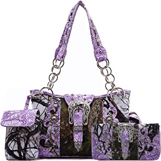Best camo and purple purse Reviews