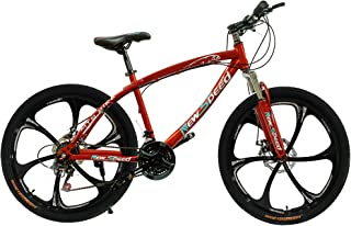 New Speed 26 Inches Road Bike, Freeride Bike,Saiguan ,21 Speeds Gears Bike, Adjustable Seat with Dual Disc Brakes, Front S...