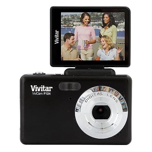Vivitar 14MP Digital Camera w/ Flip Screen - Color and Style May Vary