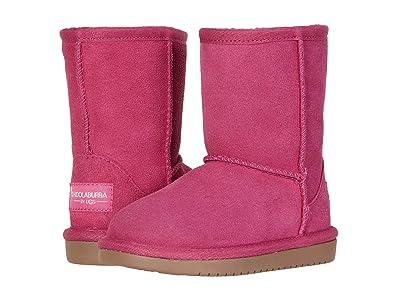 Koolaburra by UGG Kids Koola Short Boot (Toddler/Little Kid) (Raspberry Rose) Girl