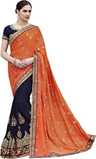 f8ea7dd313 Saree For Women Hot New Releases Most Wished For Most Gifted Party Wear  Saree For Women