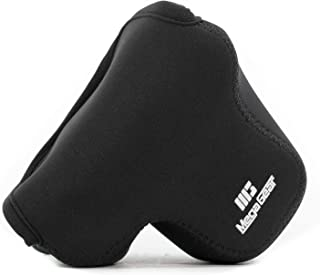 MegaGear Ultra Light Neoprene Camera Case Compatible with Olympus Pen E-PL9, E-PL8