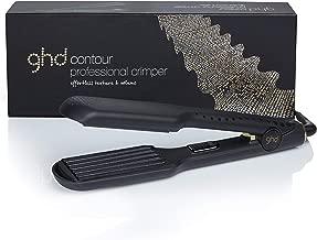 ghd contour - Ondulador profesional, calentamiento en 30 segundos a 180ºC, placas contorneadas y multidimensionales